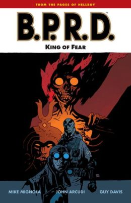 B.P.R.D., Volume 14: King of Fear
