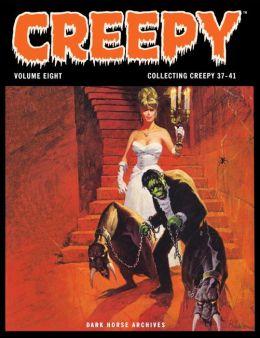 Creepy Archives, Volume 8