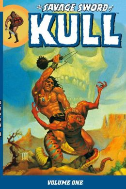 The Savage Sword of Kull, Volume 1