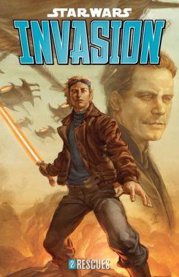 Star Wars Invasion, Volume 2: Rescues