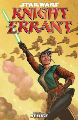 Star Wars Knight Errant, Volume 2: Deluge