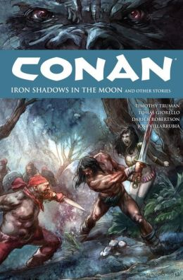 Conan, Volume 10: Iron Shadows in the Moon