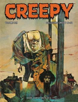 Creepy Archives, Volume 10