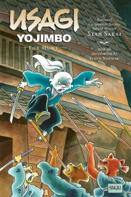 Usagi Yojimbo, Volume 25: Fox Hunt
