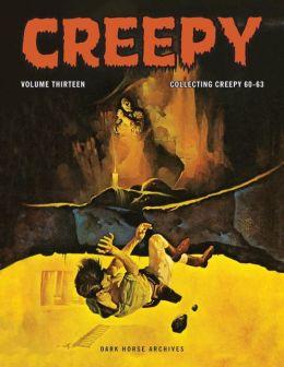 Creepy Archives, Volume 13