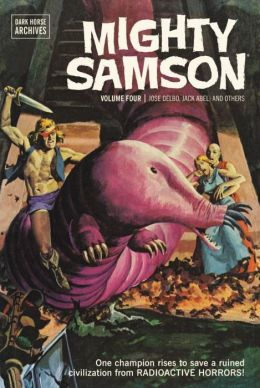 Mighty Samson Archives, Volume 4
