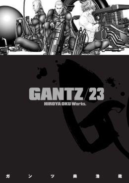Gantz, Volume 23