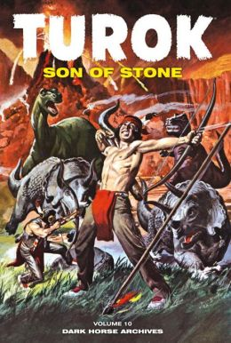 Turok, Son of Stone Archives, Volume 10