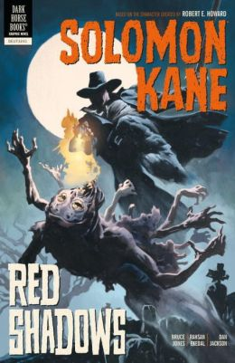 Solomon Kane, Volume 3: Red Shadows