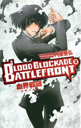 Blood Blockade Battlefront, Volume 3