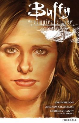 Buffy the Vampire Slayer Season 9, Volume 1: Freefall