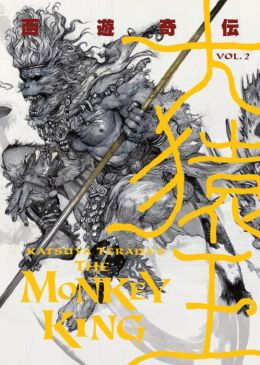 Katsuya Terada's The Monkey King, Volume 2