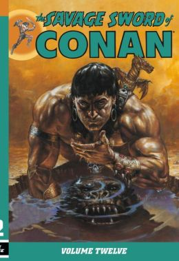 The Savage Sword of Conan, Volume 12