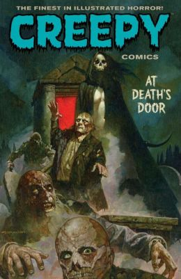 Creepy Comics: At Death's Door