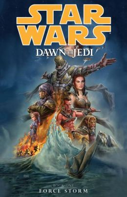 Star Wars: Dawn of the Jedi, Volume 1: Force Storm
