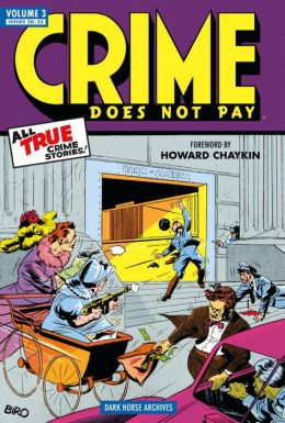 Crime Does Not Pay Archives, Volume 3