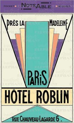 Hotel Roblin - Notepad