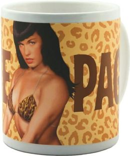 Bettie Page: Leopard Mug