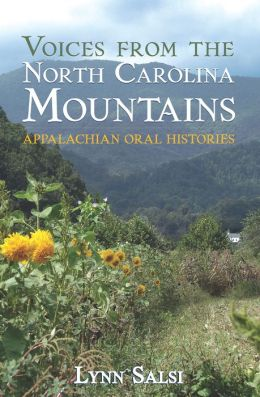 Voices from the North Carolina Mountains: Appalachian Oral Histories