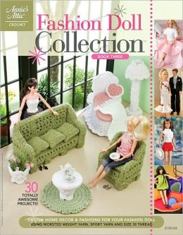 Fashion Doll Collection: Book Three