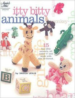 Itty-Bitty Animals