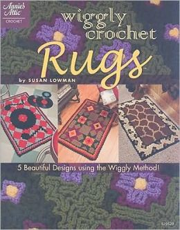 Wiggly Crochet Rugs