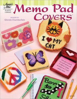 Memo Pad Covers