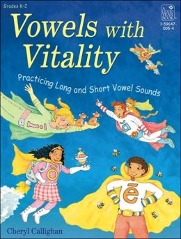 Vowels With Vitality: Practicing Long and Short Vowel Sounds