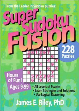 Super Sudoku Fusion