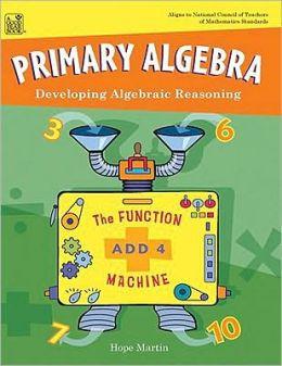 Primary Algebra: Teacher Resource
