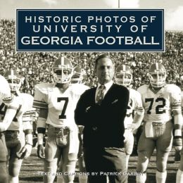 Historic Photos of University of Georgia Football