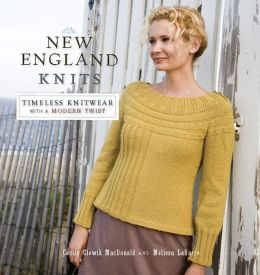 New England Knits: Timeless Knitwear with a Modern Twist (PagePerfect NOOK Book)