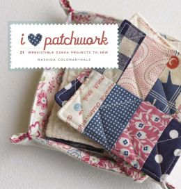 I Love Patchwork (PagePerfect NOOK Book)