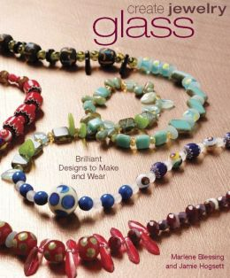 Create Jewelry: Glass (PagePerfect NOOK Book)