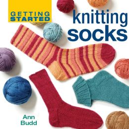 Getting Started Knitting Socks (PagePerfect NOOK Book)