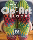 Book Cover Image. Title: Op-Art Socks:  Creative Effects in Sock Knitting, Author: Stephanie van der Linden