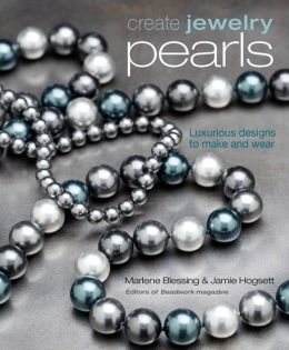 Create Jewelry: Pearls (PagePerfect NOOK Book)