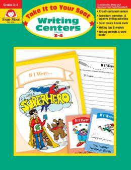 Writing Centers, Grades 3-4
