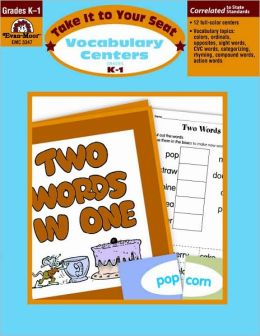 Vocabulary Centers, K-1
