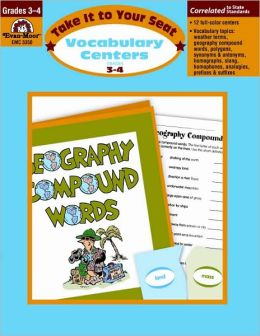 Vocabulary Centers, 3-4