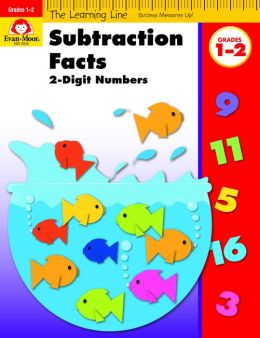 Subtraction Facts, 2-Digit Numbers
