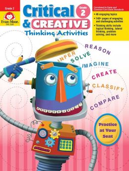 Critical and Creative Thinking Activities, Grade 2