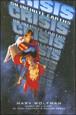 Crisis on Infinite Earths: The Novelization