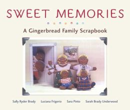 Sweet Memories: A Gingerbread Family Scrapbook