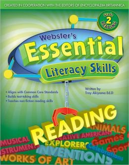 Webster's Essential Literacy Skills: Reading 2nd Grade