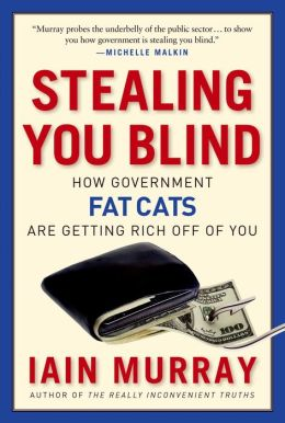 Stealing You Blind: How Government Fat Cats Are Getting Rich Off of You