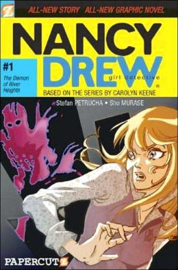 The Demon of River Heights (Nancy Drew Graphic Novel Series #1)