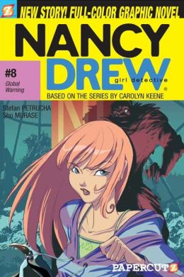 Global Warning (Nancy Drew Graphic Novel Series #8)