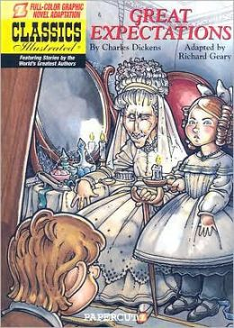 Great Expectations (Papercutz Classics Illustrated Series)