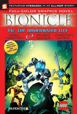 Underwater City (Bionicle Graphic Novels Series #6)
